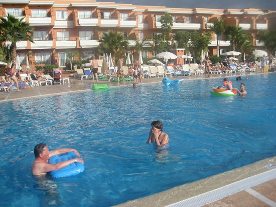 Be Live Family Costa los Gigantes: just one of the pools