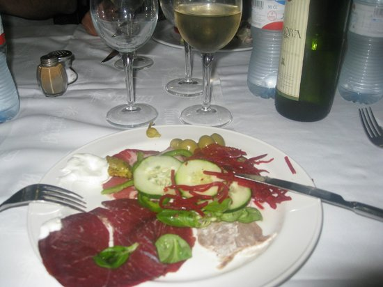 Be Live Family Costa los Gigantes: wine and food