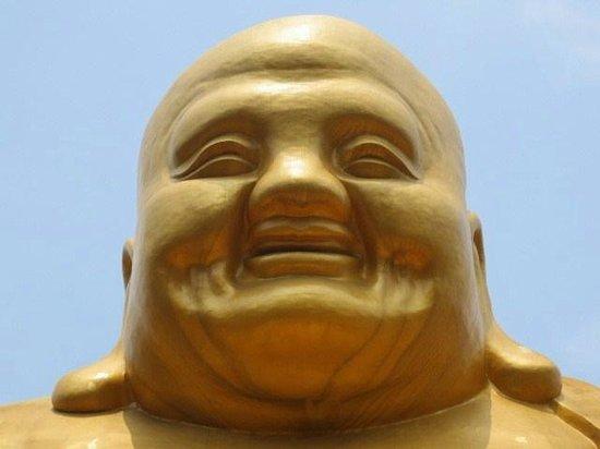 PaoChueh Temple: 大仏拡大