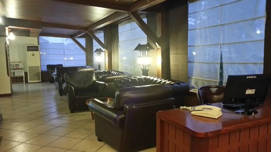 Sai Vishram Business Hotel: Lobby