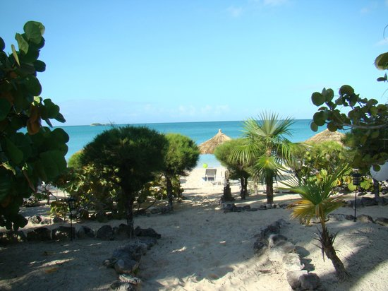 Fernandez Bay Village : View from our Cottage