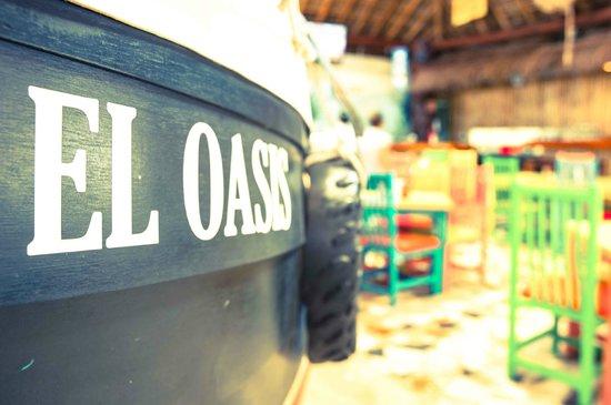 El Oasis Mariscos: El mejor ambiente