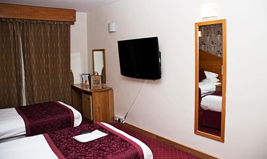 Kensington Court Hotel : Room