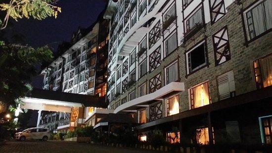 Sai Vishram Business Hotel: Outer View