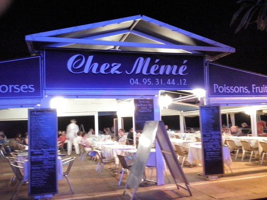 Restaurant Chez Meme : Ristorante