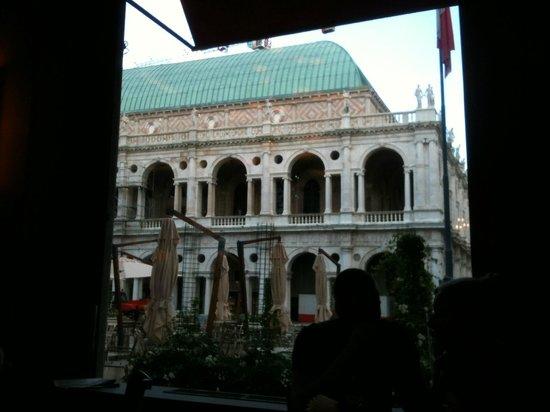 Basilica Palladiana : the basilica Vicenza