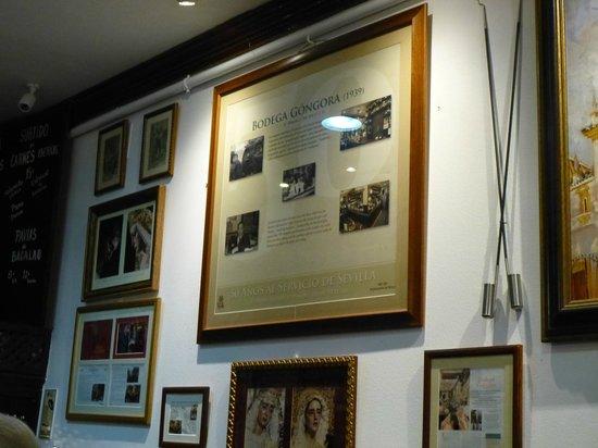 Bodega Gongora: Gongora, historia