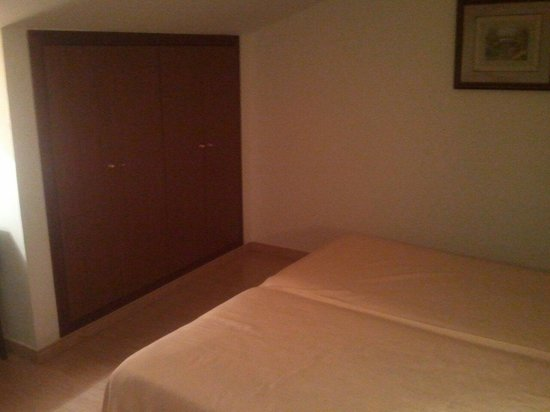 Hotel Iberia : armario