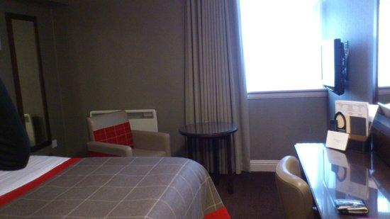 BEST WESTERN Moorings Hotel : Bedroom
