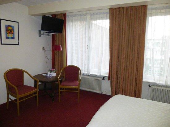 Hotel Keizershof: Rita Hayworth Room