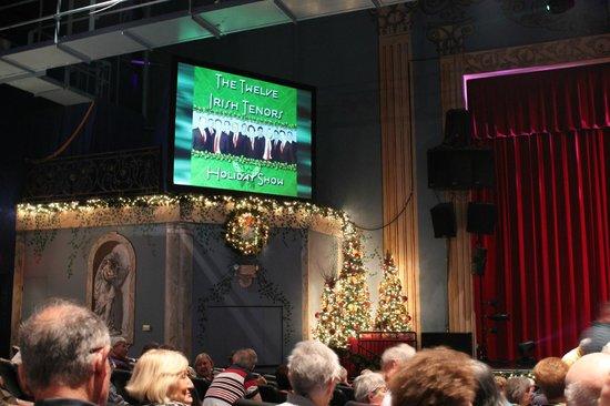 Branson, King's Castle Theatre, Stage Decorations