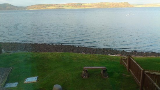 Beach Cottage B&B: View from room