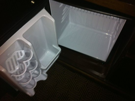 Comfort Inn Downtown: Mini fridge. Highly recommend if you're staying more than a few days.