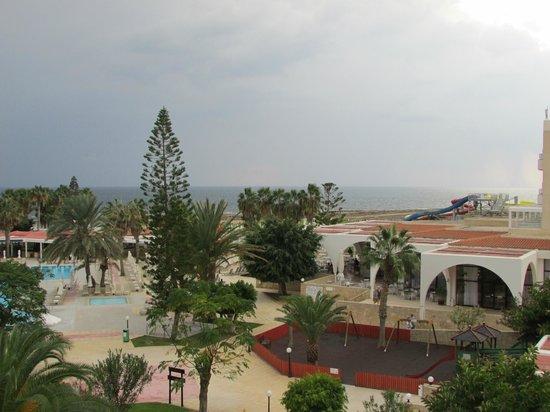 Louis Phaethon Beach : View from room 2064