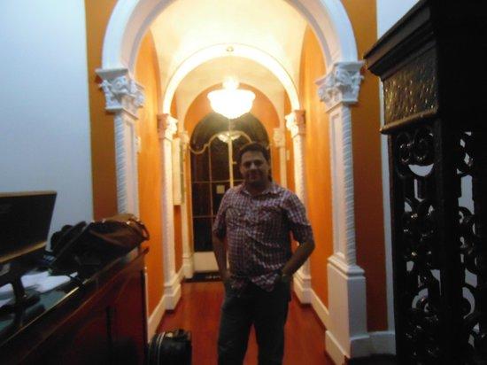 Ambar Hotel: Hotel Ambar Bogota