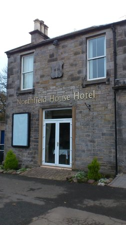 The Northfield House Hotel: Beautiful building