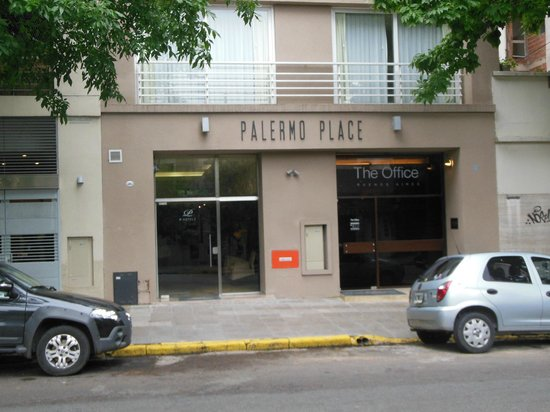 Palermo Place by P Hotels: Hotel From Nicaragua Street