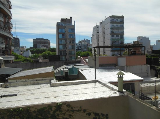 Palermo Place by P Hotels : View From My Second Story Room