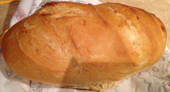 Fiorenza: HOME MADE BREAD