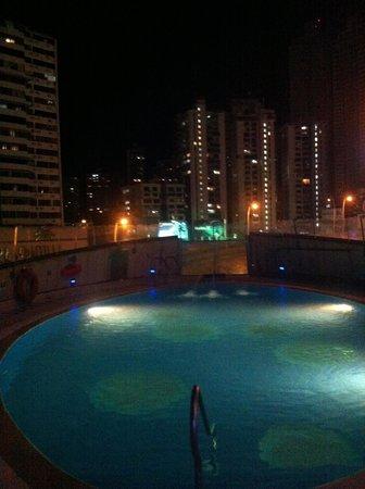 Radisson Decapolis Hotel Panama City: Poolbar