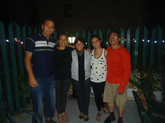 Casa Colonial La terraza: bonitos recuerdos