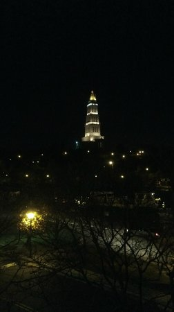 Embassy Suites by Hilton Alexandria-Old Town: View from hotel