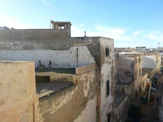 Riad Thais: Roof terrace