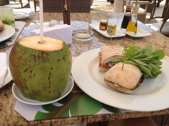 Belmond Hotel das Cataratas: Lunch