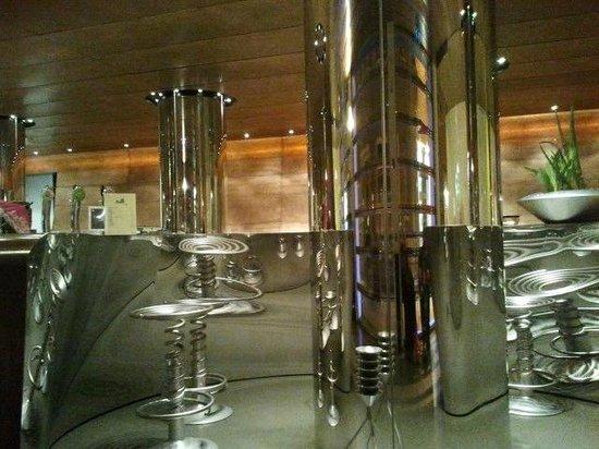 DuoMo Hotel: Il bar...incantevole atmosfera!