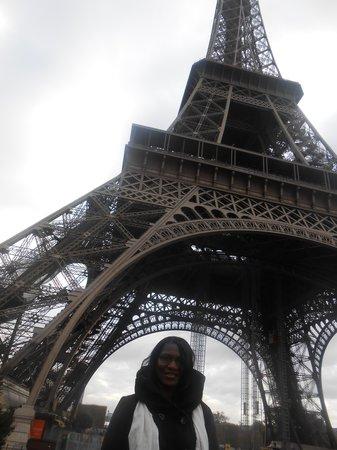 Hotel Lutetia: Eiffel Tower