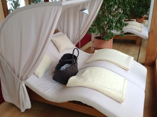 Hotel das Kranzbach: Hier habe ich schöne Momente verbracht.