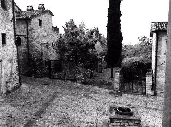 Borgo di Celle: Vista dalla camera