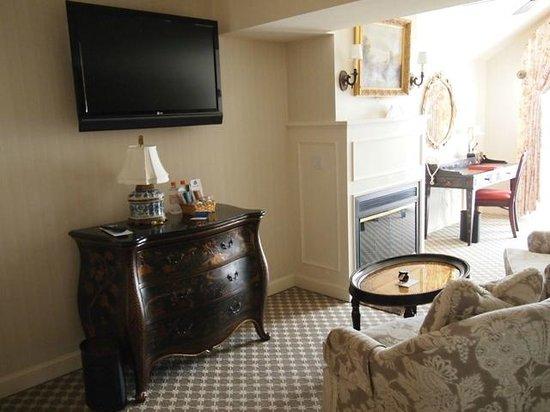 Saybrook Point Inn & Spa: our room