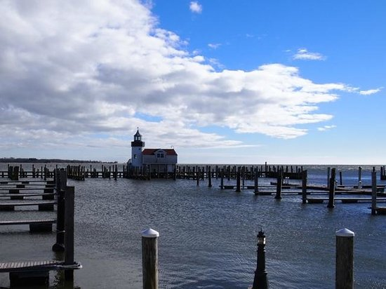 Saybrook Point Inn & Spa: hotel lighthouse