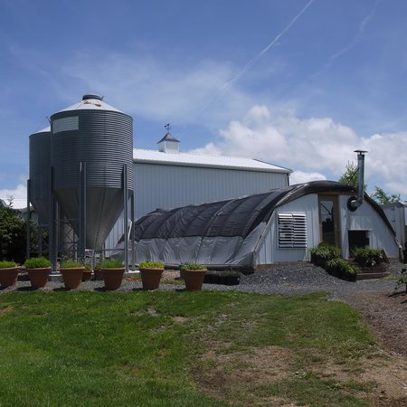 Hermitage Hill Farm and Stables: New greenhouse