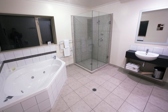 Hanmer Springs Retreat: One bedroom bathroom