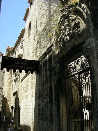 City Museum of Split: entrance