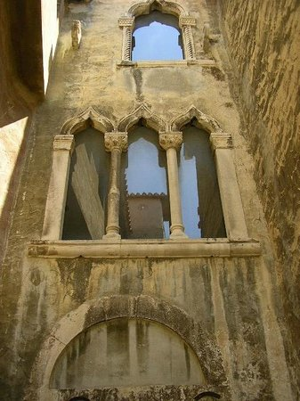 City Museum of Split: Gothic windows
