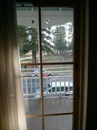 Esplanade Hotel Fremantle - by Rydges: Vew from room