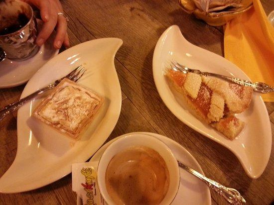 Bar Osteria Bacicio: dolci!