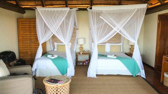 Leroo La Tau: The Rooms were Very Welcoming