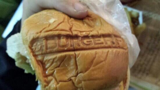 BurgerFi: branded bun