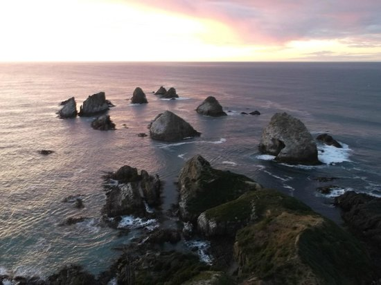 Nugget Point: The Nuggets