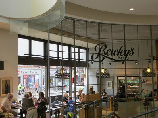 Arnotts Department Store: This Coffee Shop is beside the Abbey Street entrance