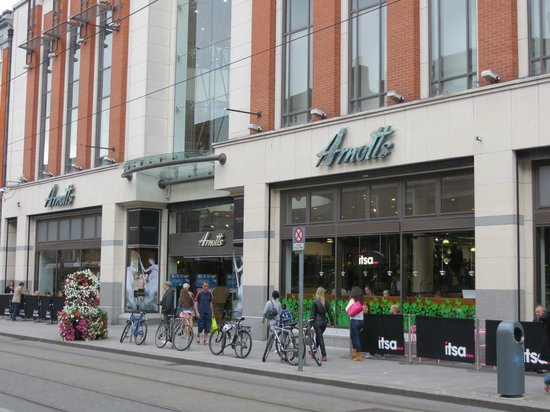 Arnotts Department Store