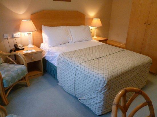 Quorn Grange Hotel: Comfortable bed