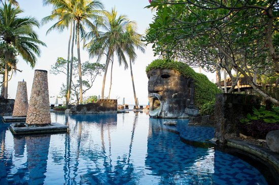 Sheraton Senggigi Beach Resort: Pool