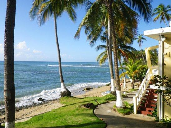 Caribe Playa Beach Hotel: Thursday morning