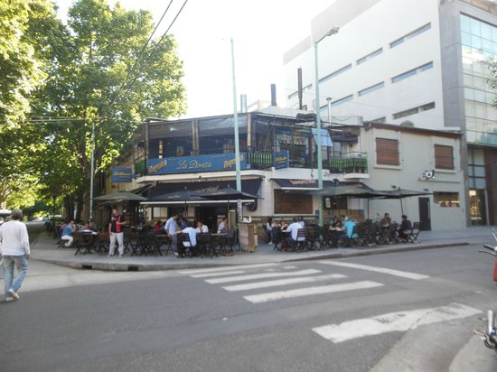 View of Parrilla La Dorita From Street