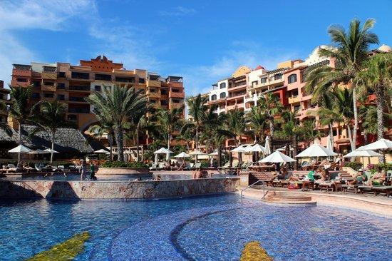 Playa Grande Resort: Lower resort area